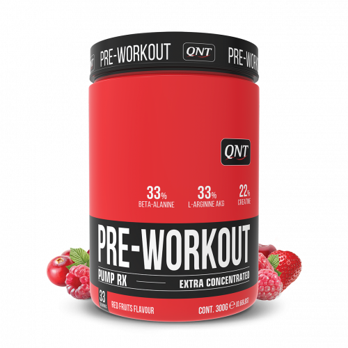 PRE-WORKOUT Extra...